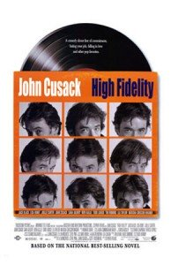 High Fidelity - Affiche