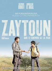 Zaytoun - Affiche