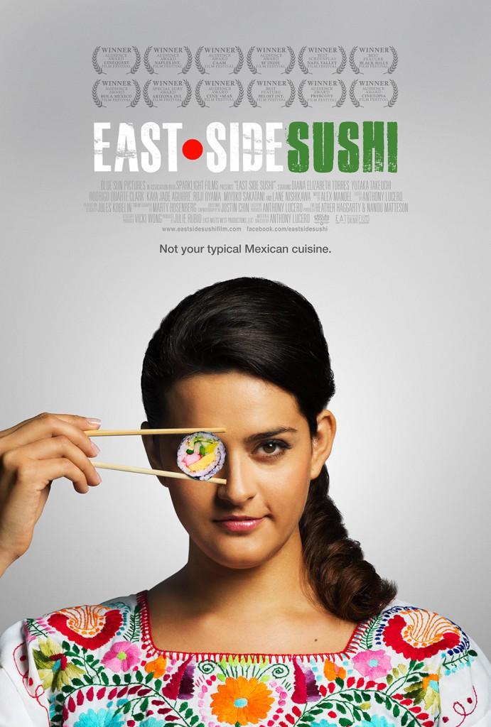EastSideSushi Affiche