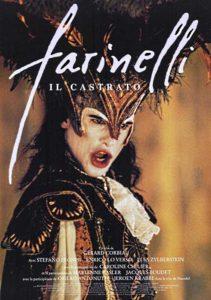 Affiche du film Farinellei