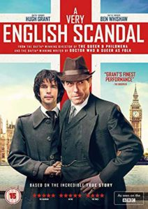 Affiche du film A very english scandal