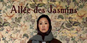Affiche du film Allée des jasmins