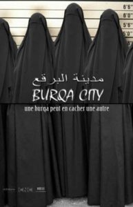 Affiche du film Burqa city