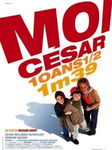 Affiche du film Moi César 10 as et demi, 1m39